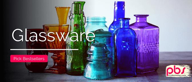 Pick Bestsellers Glassware