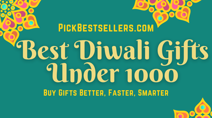Top 10 Best Selling Diwali Gifts under 1000 in India (2020)